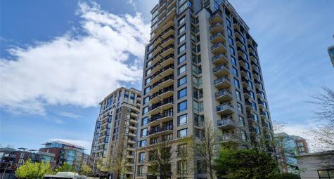 1001 - 751 Fairfield Road, Downtown, Victoria