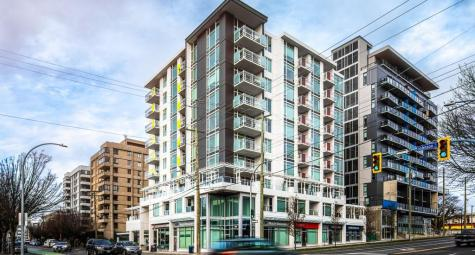 802 - 1090 Johnson Street, Downtown, Victoria