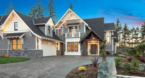 1456 Pebble Place, Bear Mountain, Langford