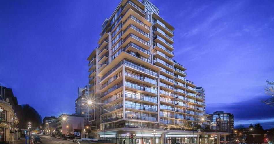302 - 708 Burdett Avenue, Downtown, Victoria